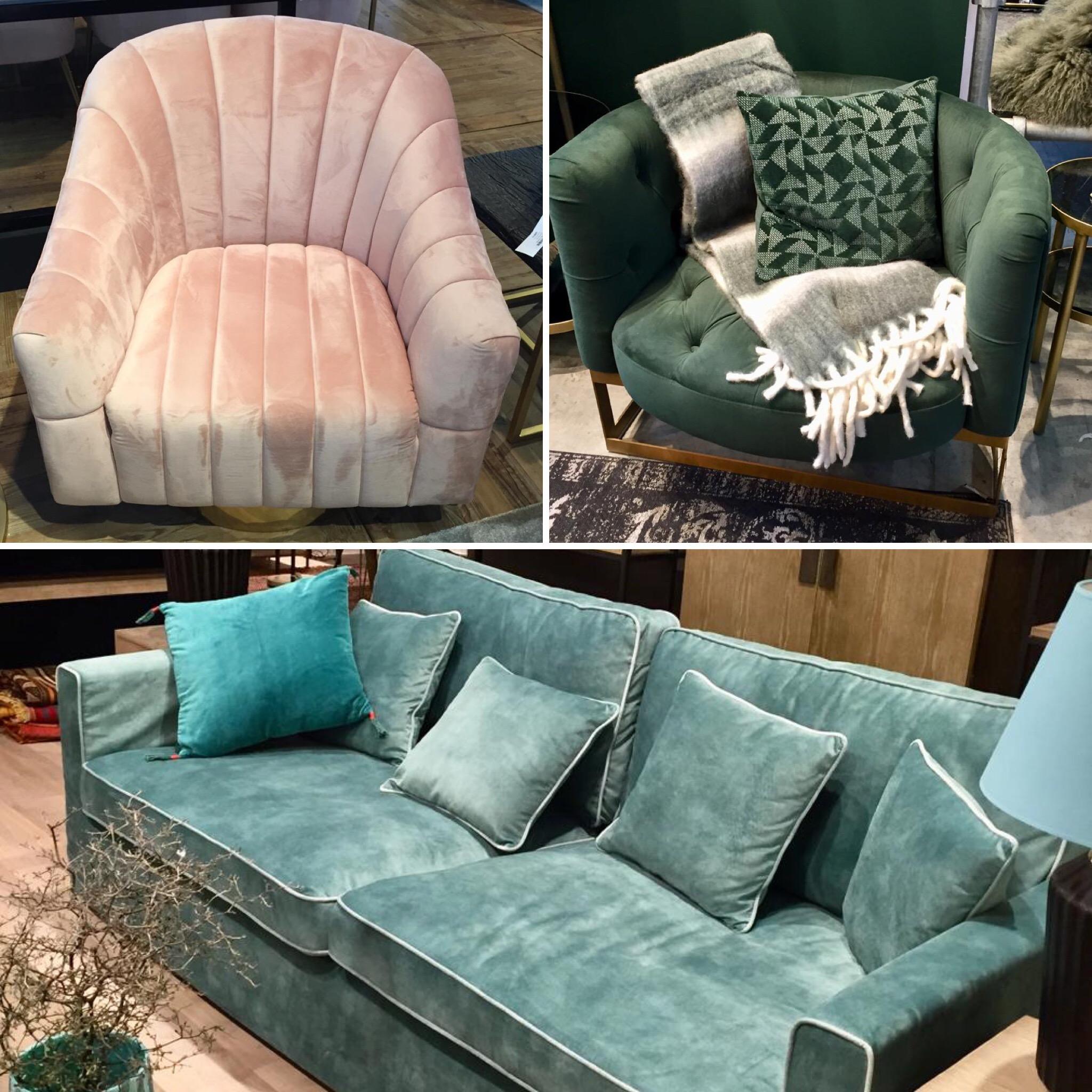 Salon Maison&Objet couleurs tendances