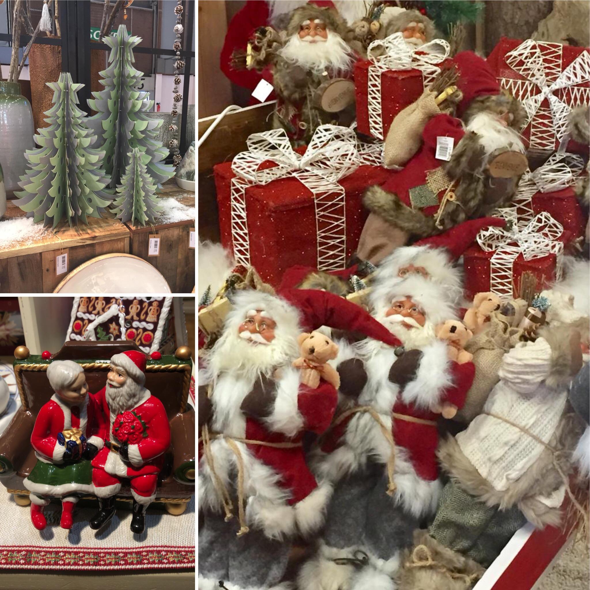 Table de Noël traditionnelle
